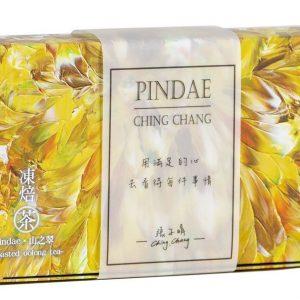 山之翠 pindae 藝術聯名款, 凍焙茶
