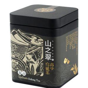 梨山烏龍茶, 甘醇濃香系列, 75g