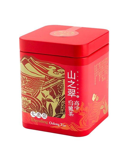 大禹嶺烏龍茶, 雅緻清香系列, 75g